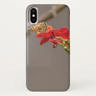 Honey bee iPhone x case
