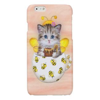 Honey Bee Kitty iPhone 6 Plus Case