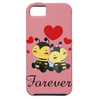 Honey bee love - iphone 5/s5 case iPhone 5 cover