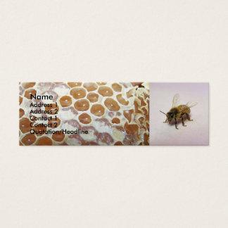 Honey Bee Mini Business Card