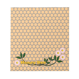 Honey Bee notepad