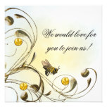 Honey Bee Personalised Announcement