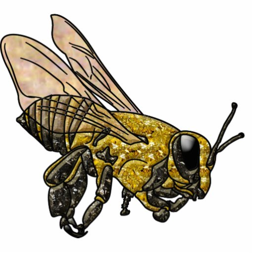 Honey Bee Cut Outs