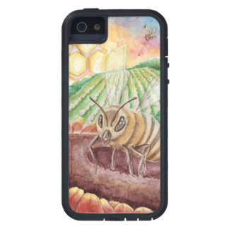 """Honey Bee"" Pollinate Watercolor Original Art Case iPhone 5/5S Cover"