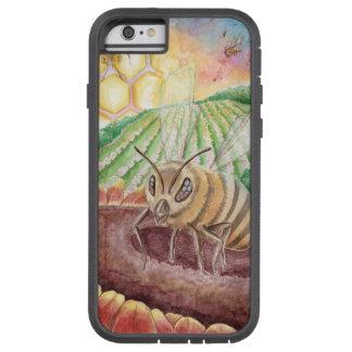 """Honey Bee"" Pollinate Watercolor Original Art Case Tough Xtreme iPhone 6 Case"