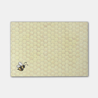 Honey Bee Post-it® Notes