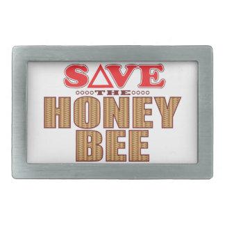 Honey Bee Save Belt Buckles