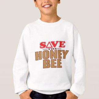 Honey Bee Save Sweatshirt