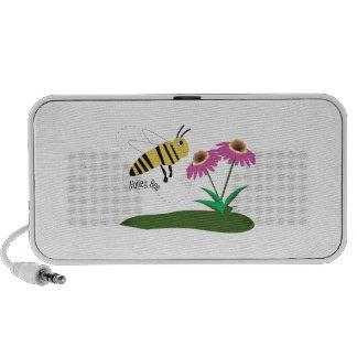 Honey Bee Travel Speakers