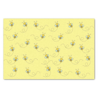Honey Bee Tissue Paper