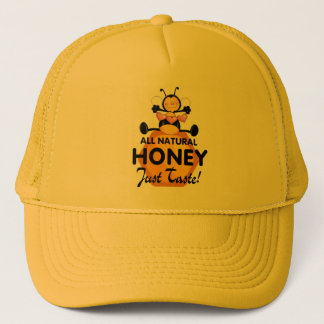 Honey Bee Trucker Hat
