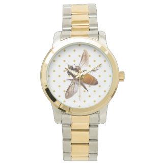 Honey Bee Wrist Watches