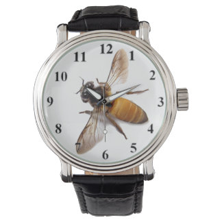 Honey Bee Wristwatch