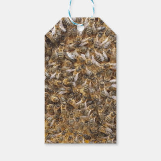 honey bees and more honey bees gift tags