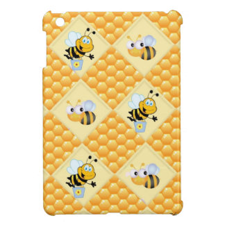 Honey Bees and the Hive iPad Mini Covers