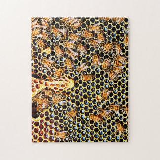 Honey Bees Puzzle
