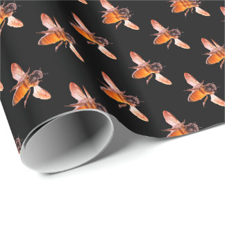Honey Bee's Wrapping Paper