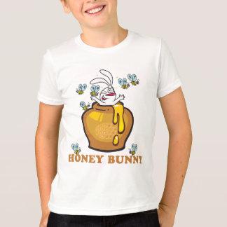 Honey Bunny Easter Kids T-Shirt