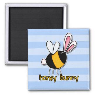 honey bunny magnet
