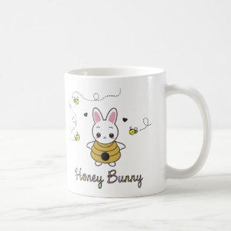 Honey Bunny Basic White Mug