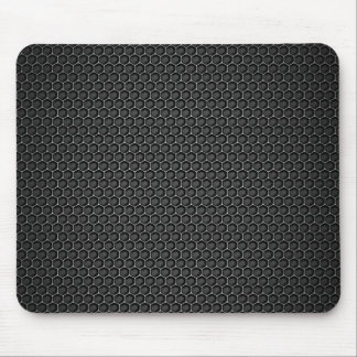 honey comb mesh mouse mat