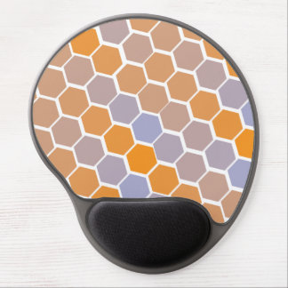 Honey Comb Mouse Pad Gel Mouse Pad