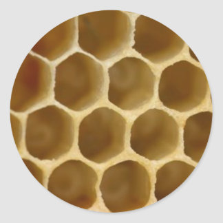 Honey Comb Sticker