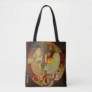 Honey Glazed Tote Bag