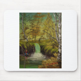 Honey Hole by Jack Lepper Mouse Mat