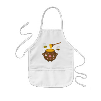 Honey & Honeybee Kids Apron
