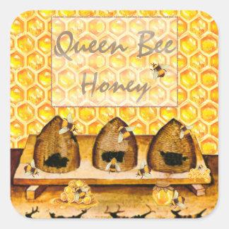 Honey Jar Canning Label