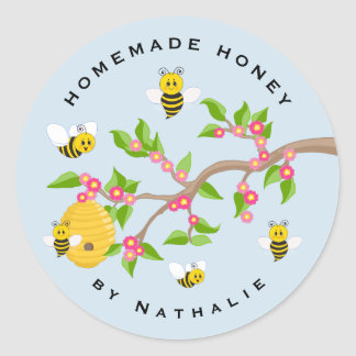 Honey Jar Sticker
