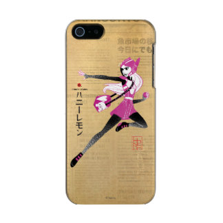 Honey Lemon on the Run Incipio Feather® Shine iPhone 5 Case