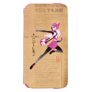 Honey Lemon on the Run Incipio Watson™ iPhone 6 Wallet Case