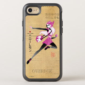 Honey Lemon on the Run OtterBox Symmetry iPhone 7 Case
