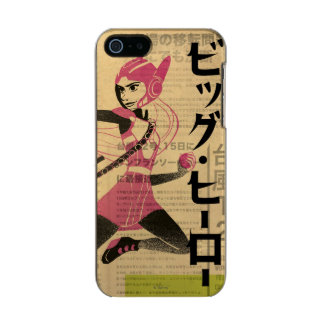 Honey Lemon Propaganda Incipio Feather® Shine iPhone 5 Case