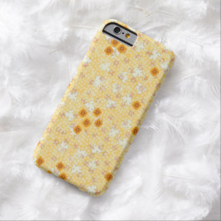 Honey Marigold Flowers iPhone 6 Case Barely There iPhone 6 Case