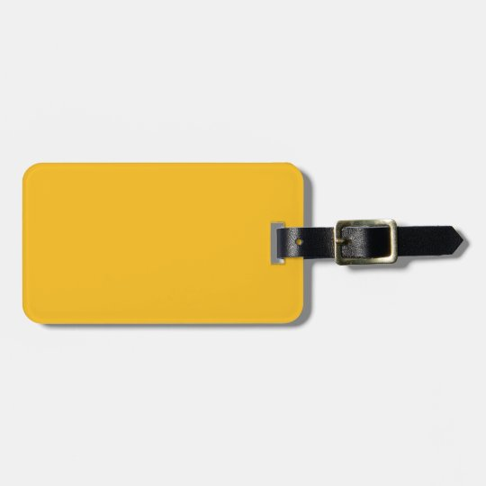 Honey Mustard Yellow Solid Trend Colour Background Luggage
