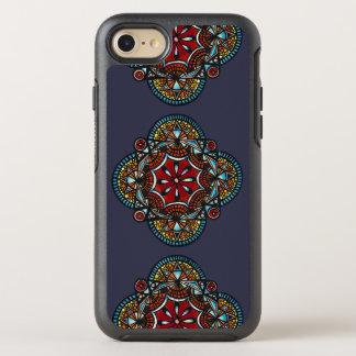 Honey nest - otter box bohemian tribal mandala art OtterBox symmetry iPhone 8/7 case