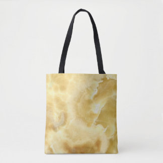 Honey onyx tote bag