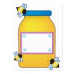 Honey Pot Post Card
