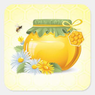 Honey Pot Sticker