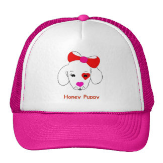 Honey Puppy New name brand Cap