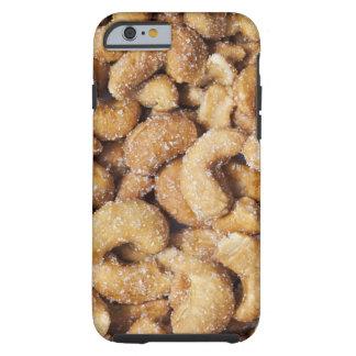 Honey roasted cashew nuts tough iPhone 6 case