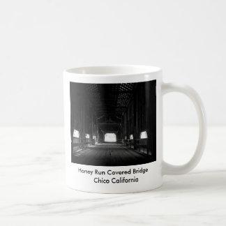 Honey Run Covered Brid... Basic White Mug