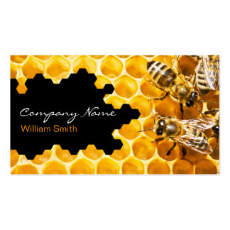 700 honey business cards and honey business card for Bee business cards