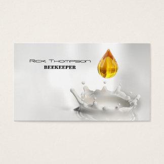 Honey Seller / Beekeeper Tasty Sweet Bee Business Card