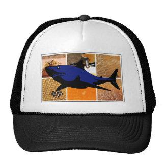 Honey Shark Cap