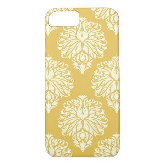 Honey Southern Cottage Damask iPhone 8/7 Case