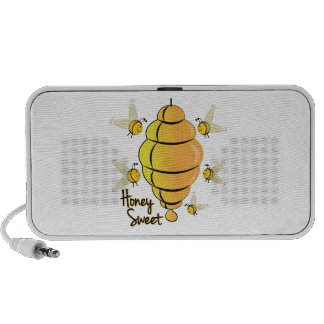 Honey Sweet Laptop Speaker